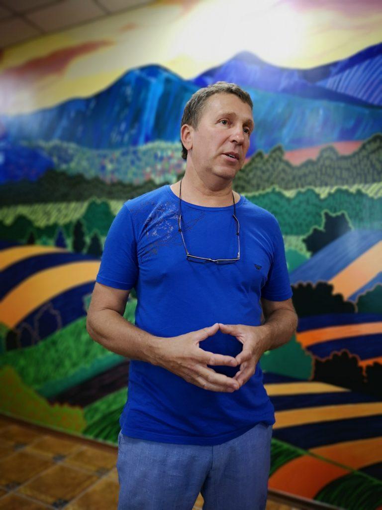 Сергей Бескоровайный запускает собственную винодельню проекта БЕЛЬБЕК