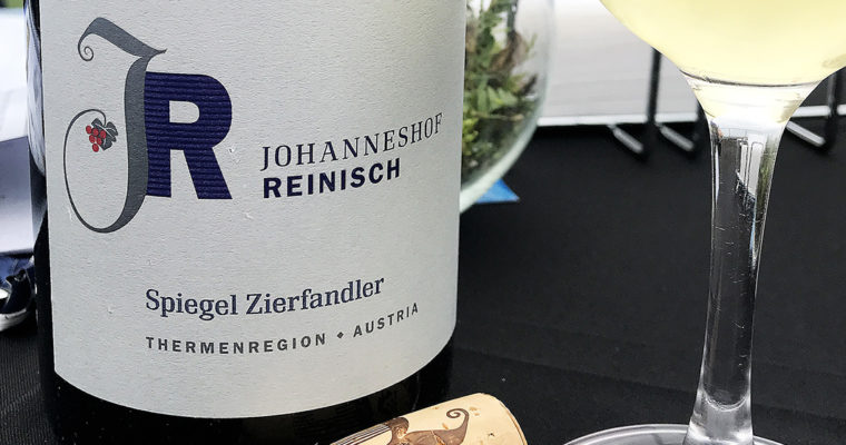 Johanneshof Reinish Spiegel Zierfandler 2016.