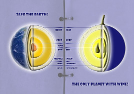 Вино из ниоткуда: планета Земля
