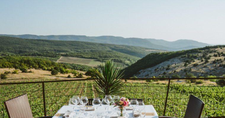 Гастроли проекта Рихтер на винодельне UPPA Winery