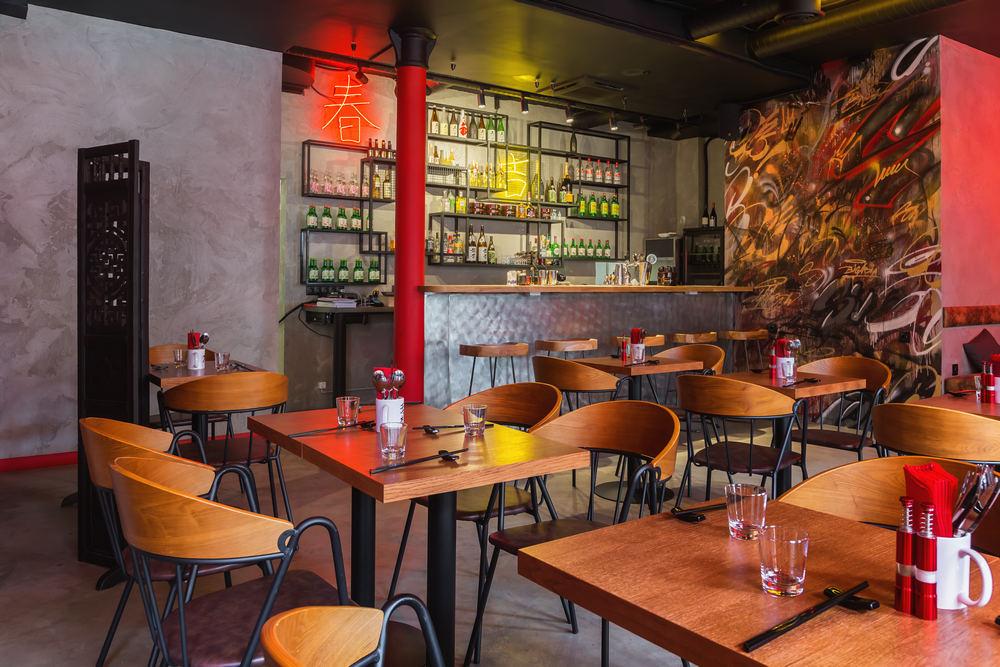 Открытие: азиатский бар Big Asia