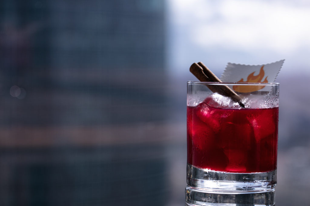 AVIATOR - новые коктейли на высоте полета