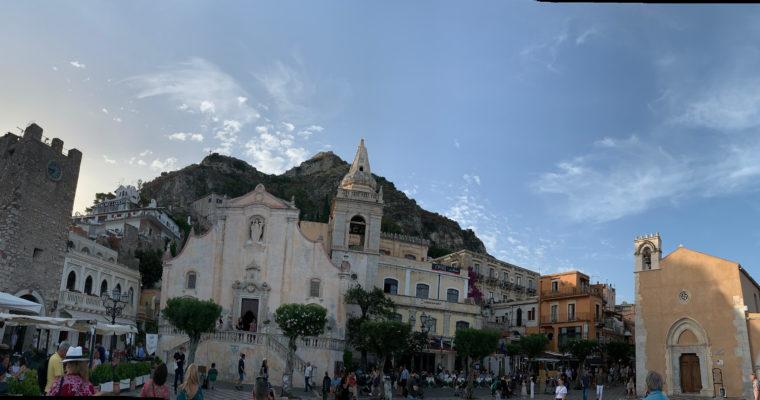 Винные места Сицилии, где обязательно нужно побывать во время путешествия. Часть первая. Ионическая.