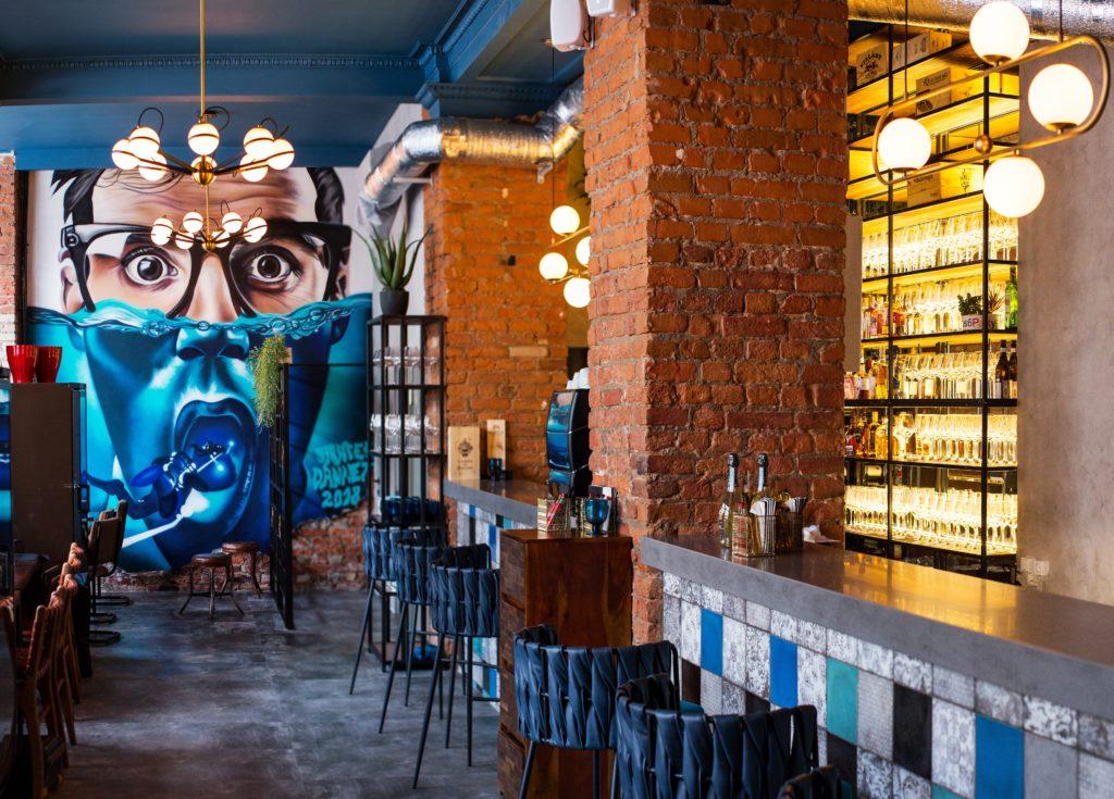 Новый Год Bigati Bar. Первый День Рождения винного бара под обновленное меню и новую карту шампанских