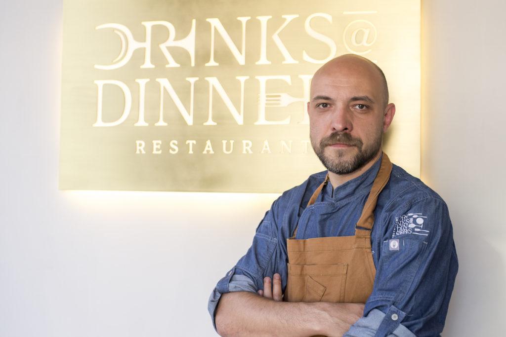 Гастрономический ужин и выставка Дали в Drinks@Dinners