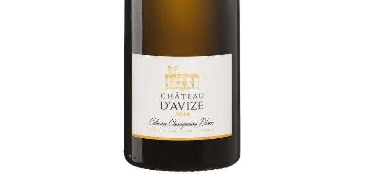 Тихое вино от шампанского дома Château d'Avize