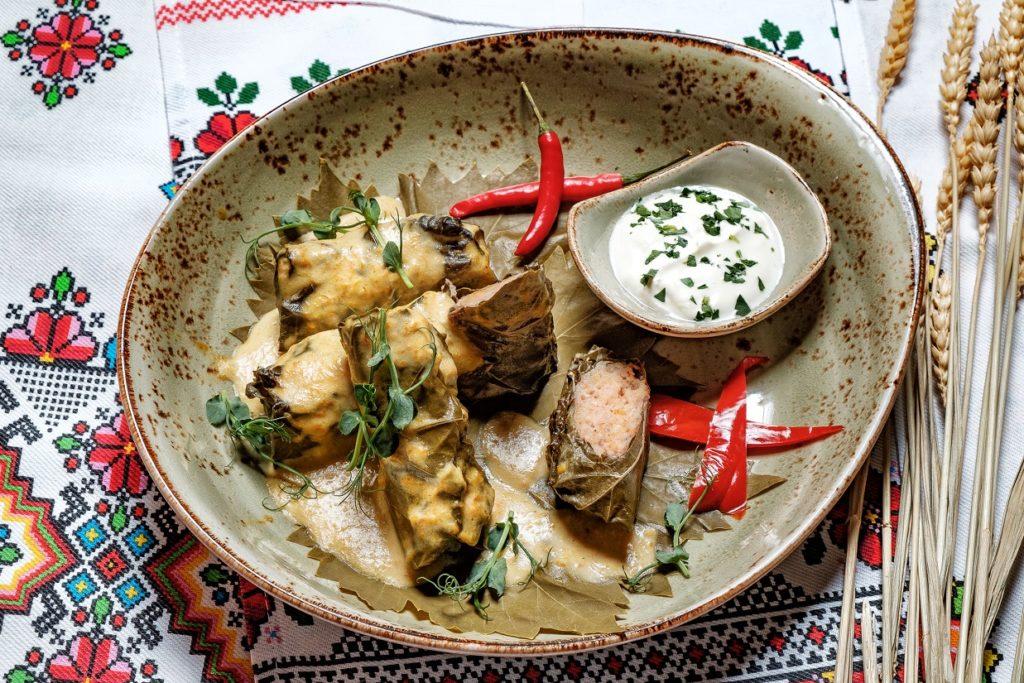 Ужин «География на вкус» в ресторане «Шинок»