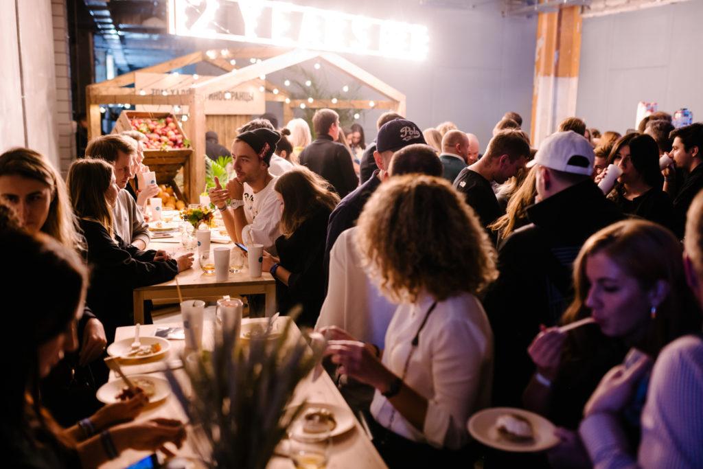 АВТОРСКИЕ СЕТЫ THE SINGLETON RESIDENTS:  московские рестораны представляют меню восьмой pop-up вечеринки гастрономической серии The Singleton