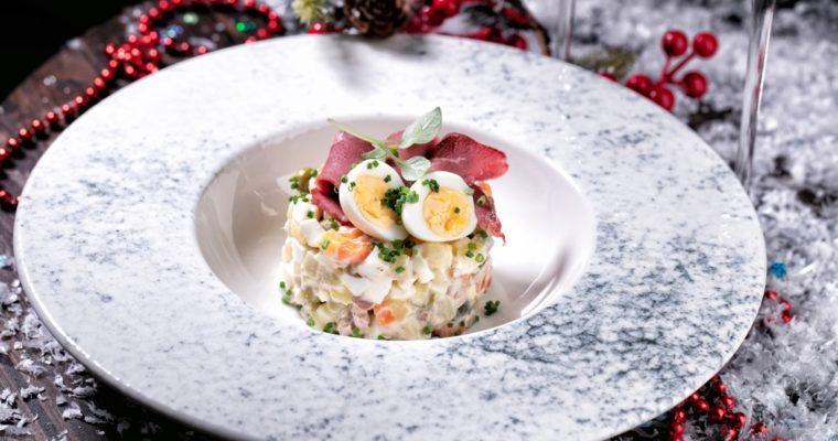 Шампанское и утка – французские  новогодние каникулы в Bigati Bar