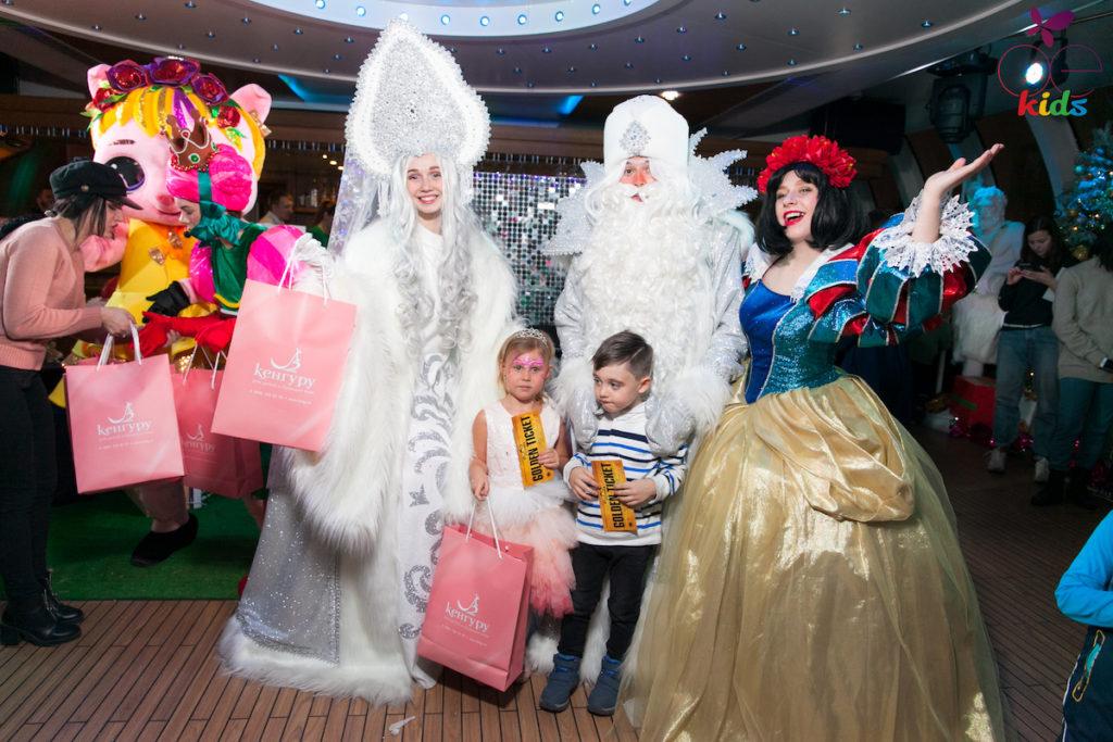 В гостях у сказки: Новогодние праздники в Ресторанах Раппопорта