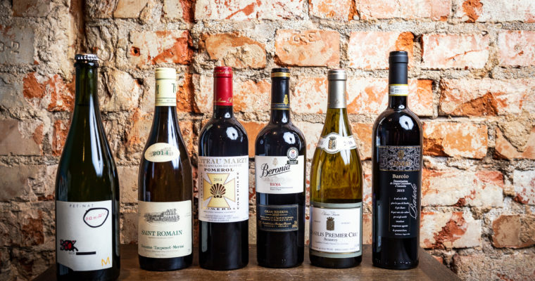 DRINX Wine Bar. Великолепная пятерка и петнат