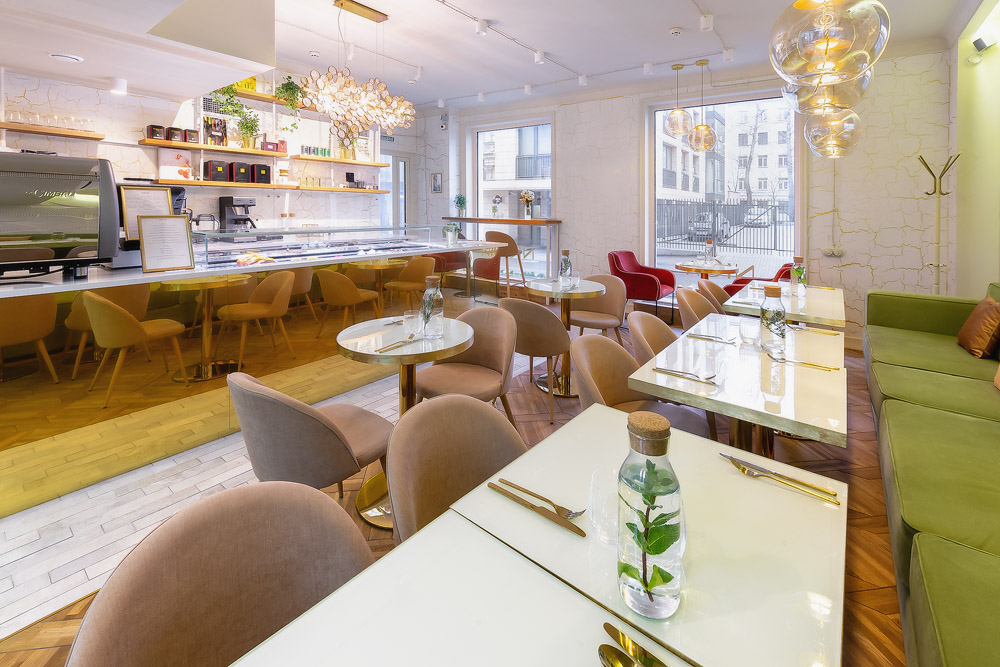 Открытие: французская кондитерская классика в Niqa Patisserie & Cafe