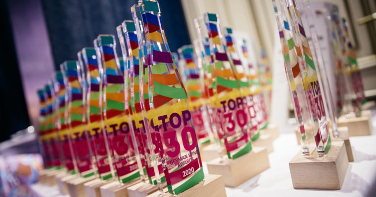 Лучшие вина Германии. Премия Top30 German Wine Awards