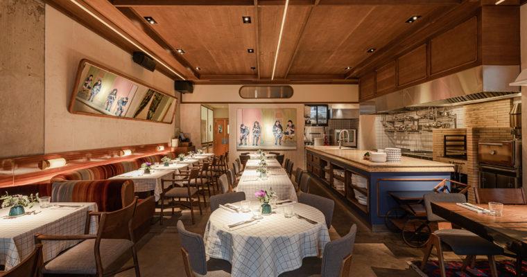 Guest Shift в Lucky Izakaya Bar и Eva