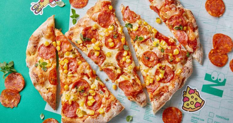 ZOTMAN PIZZA: римская пицца в формате фаст-кэжуал