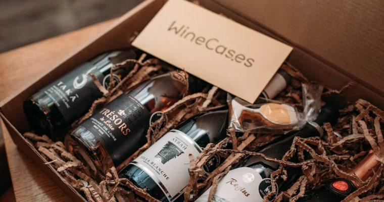 Дегустации с Wine Cases у вас дома и бутылка вина в подарок