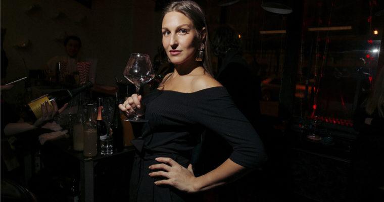 Ирина Манчук, ресторан Charlie, Санкт-Петербург
