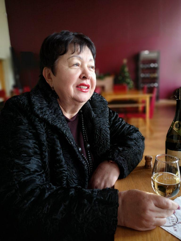 Лариса Шимчук: Нельзя работать с вином без любви