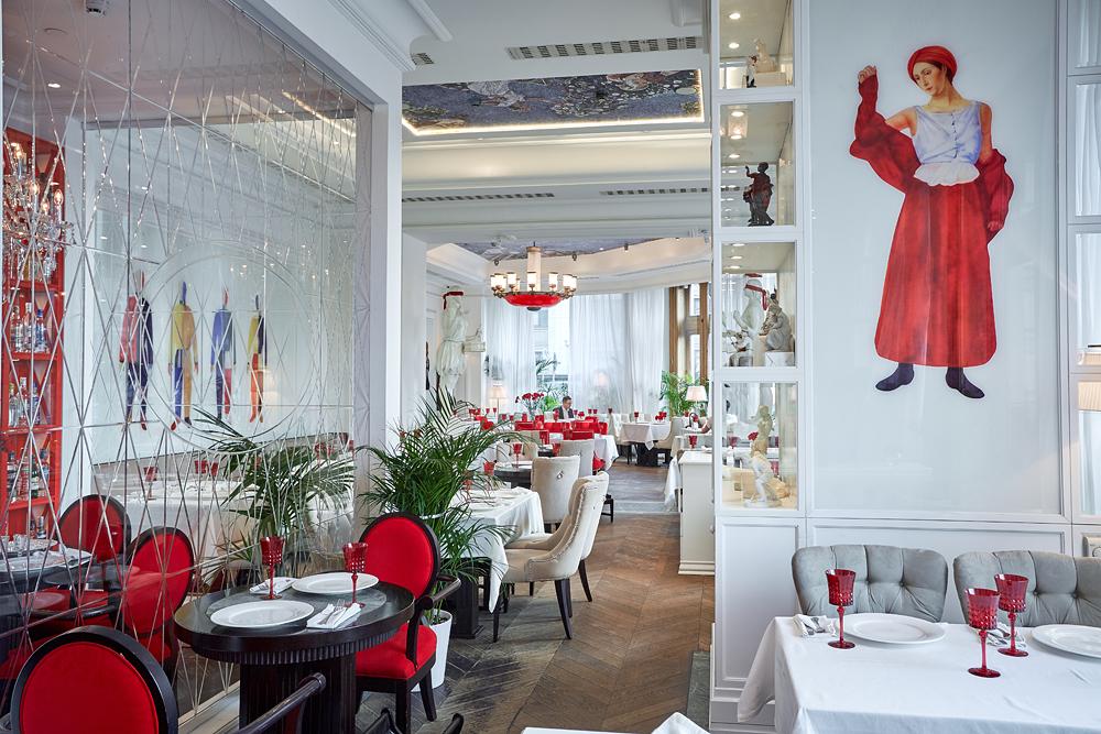 23 июня Гранд-кафе «Dr. Живаго» снова открыл свои двери
