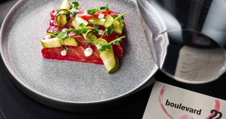 Винное открытие: Boulevard 22 – круглосуточный ресторан на Новинском бульваре