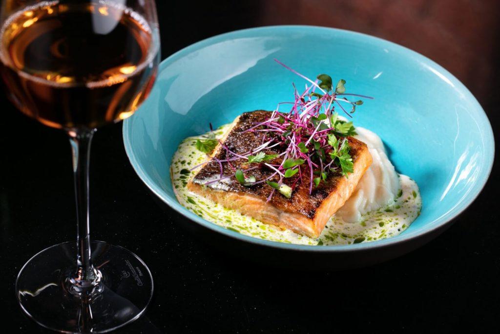 Открытие: новый винный ресторан Cepage на Красной Пресне