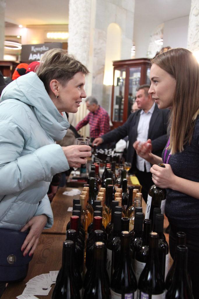 Старт проекта «Армянские вина в России»