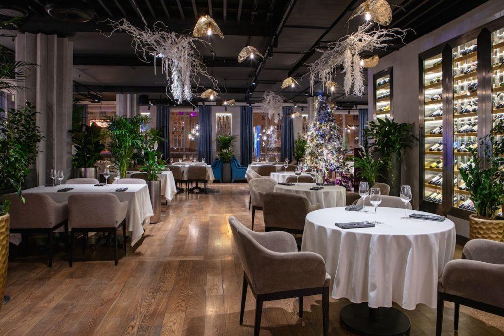 Ресторан и бар XVII