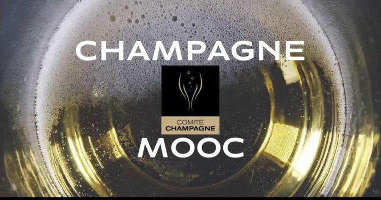 Champagne –квиз. «Cтань экспертом Шампани с Champagne MOOC»!