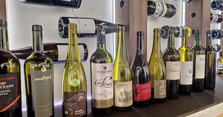 Дегустация Каберне Фран перед Eurasia Wine & Spirits Competition 2021