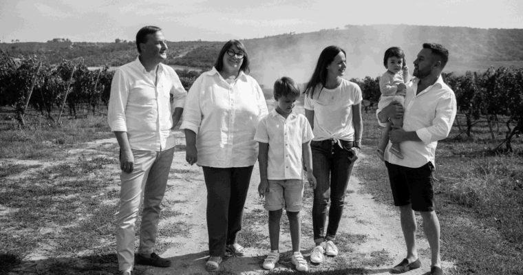 Бельмас: одна семья, два города, три поколения