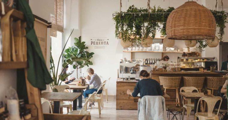 Винная органика, эко и автохтоны в кафе деликатной кухни «Без Рецепта»