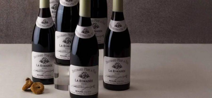 Коллекция La Romanée продана на аукционе за 8,7 миллиона евро