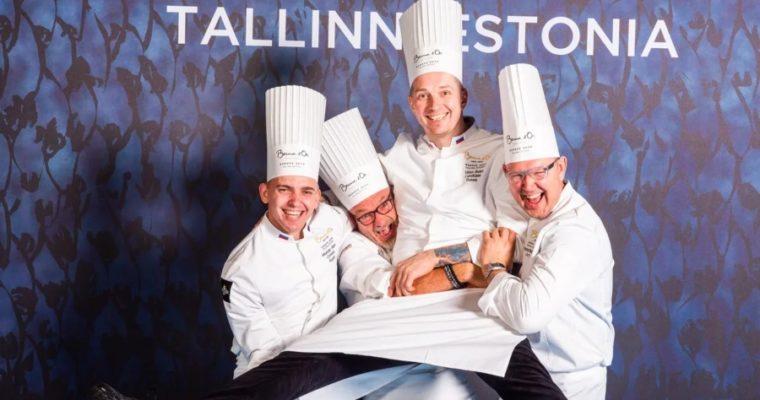 Российская команда шеф-поваров в финале престижного конкурса Bocuse d'Or