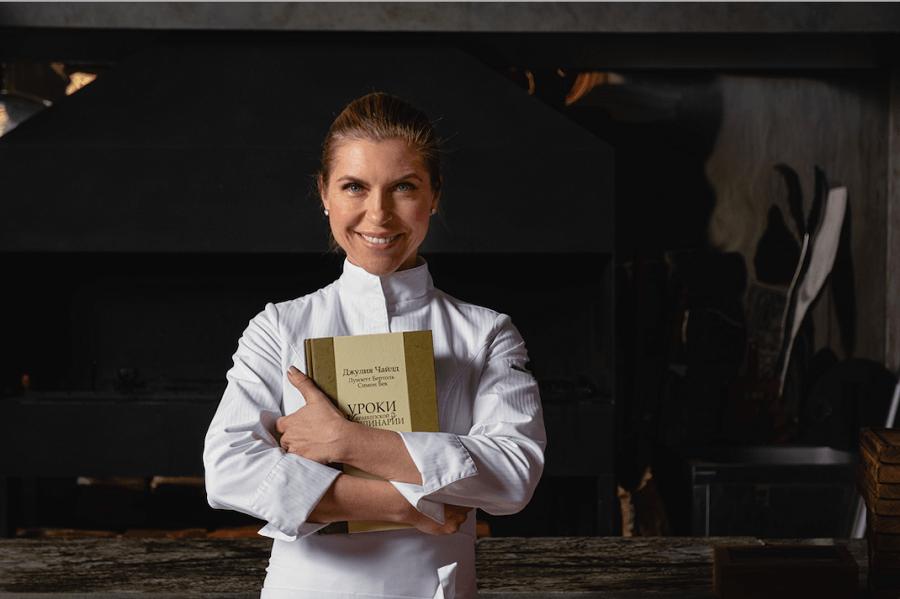 Екатерина Алехина - основатель нового ресторана BIOLOGIE в Ильинском
