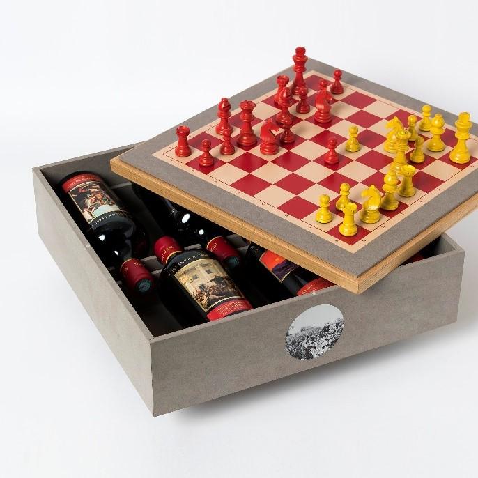 Вино и шахматы - СУПЕРПРИЗ  ЛУЧШЕГО ШАХМАТИСТА - норвержца Магнуса Карлсена