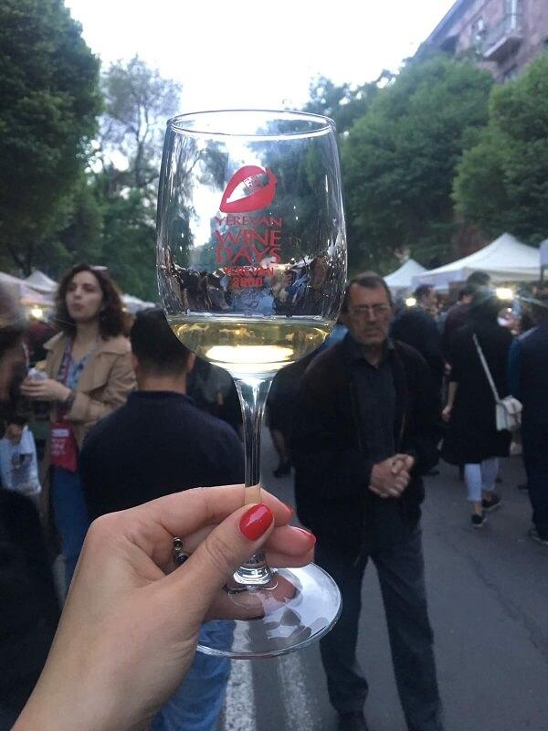 Yerevan Wine Days 2021