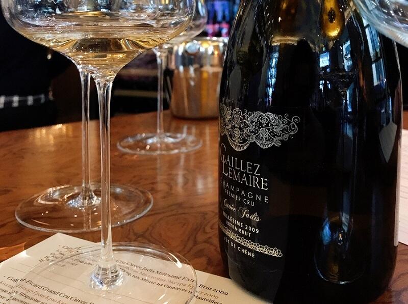 Брызги шампанского от burgundy.ru